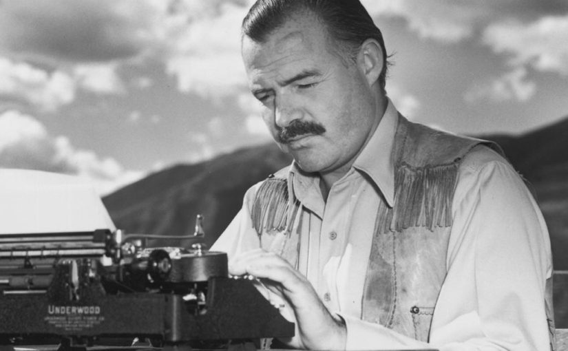 Läsa Hemingway