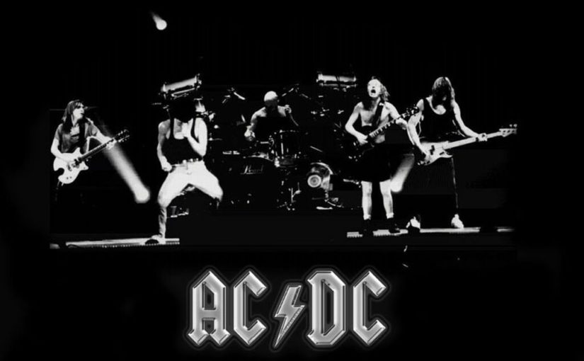 AC/DC och jag